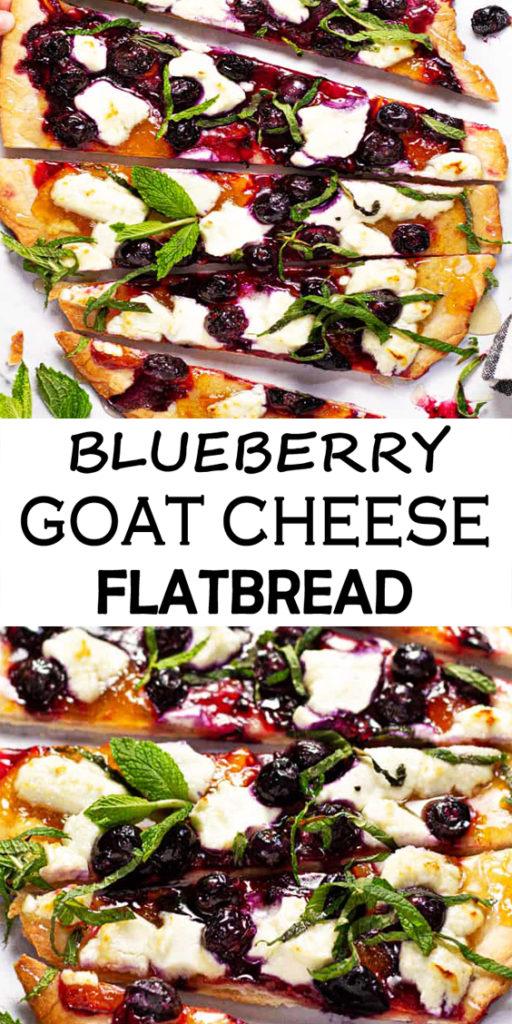 Blueberry Flatbread Recipe